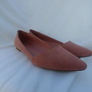 Mix No. 6 Rowland Pointed Toe Flats Size 9.5